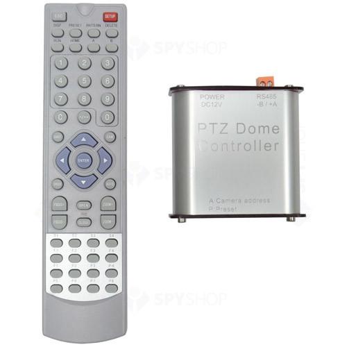 Controler PTZ si telecomanda cu IR SDK24