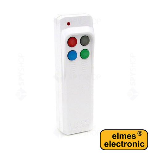 Telecomanda suplimentara cu 4 butoane Elmes CH4H200-T