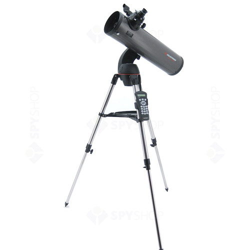 Telescop cu reflector Celestron NexStar 130 SLT 31145