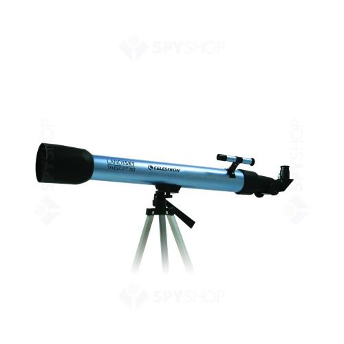 Telescop refractor acromat Celestron Land&Sky 60