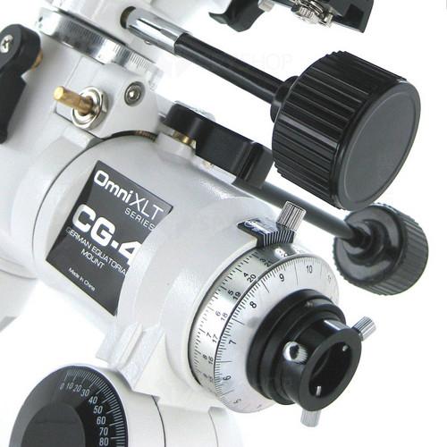 Telescop refractor acromat Celestron Omni 102 XLT 21088