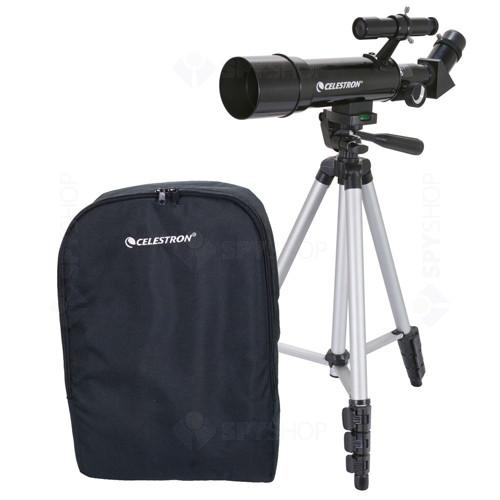 Telescop refractor Celestron 50 Travelscope 21038