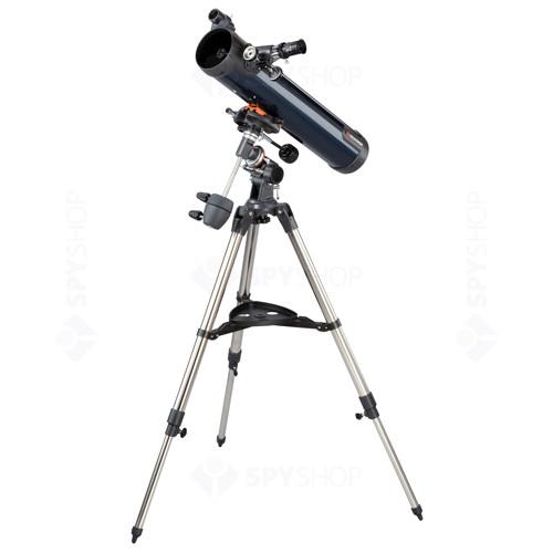 Telescop reflector Celestron Astromaster 76EQ 31035