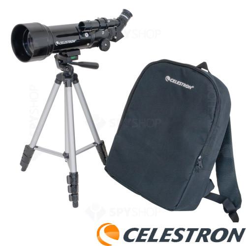 Telescop refractor Celestron 60 TRAVELSCOPE 22005