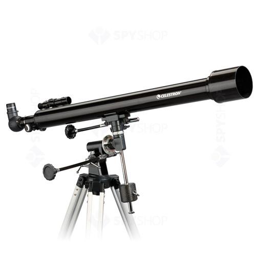 Telescop refractor Celestron Powerseeker 60EQ 21043