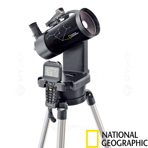 Telescop refractor computerizat National Geographic 9062100
