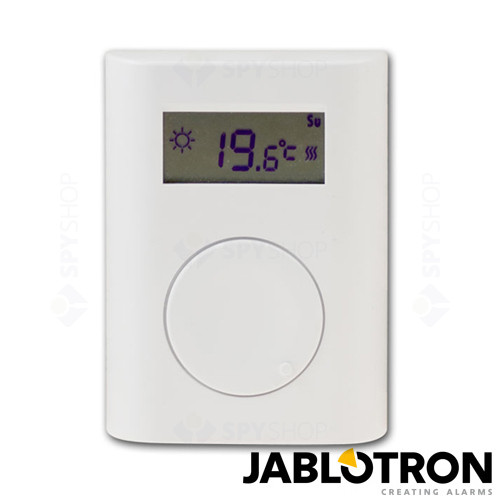 Termostat wireless cu IR Jablotron TP-82IR