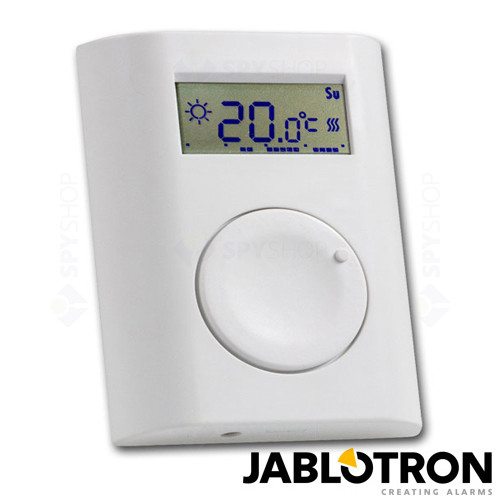 Termostat wireless cu IR programabil Jablotron TP-83IR