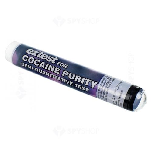 Test Pentru Depistarea Altor Substante Combinate Cu Cocaina