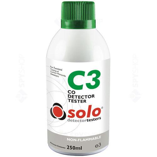 Tester cu aerosol pentru detectori SOLOC3-001