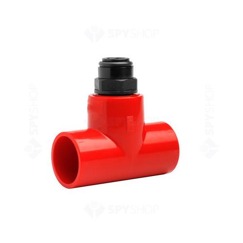 Teu capilar de 25/10 mm Vesda REDCTII0250