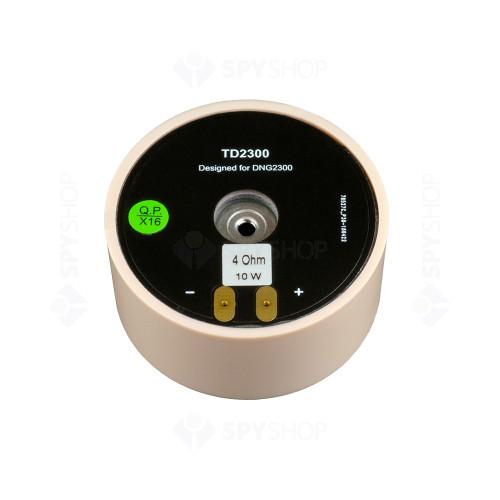 Traductorul vibroacustic Digiscan Labs TD2300, 4 Ohm, 10W