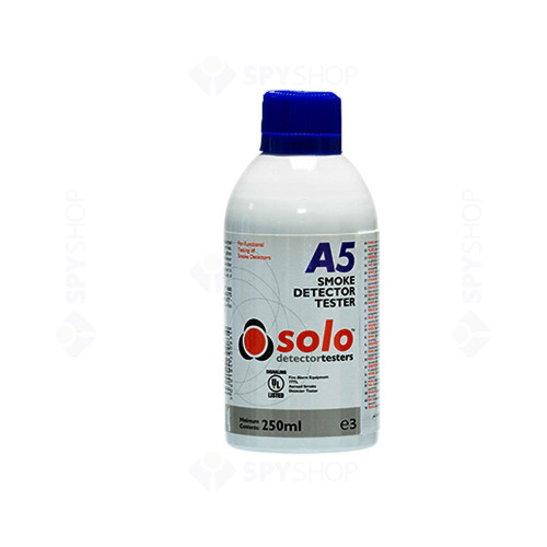Tub spray cu aerosoli 250 ml SOLO A5-001