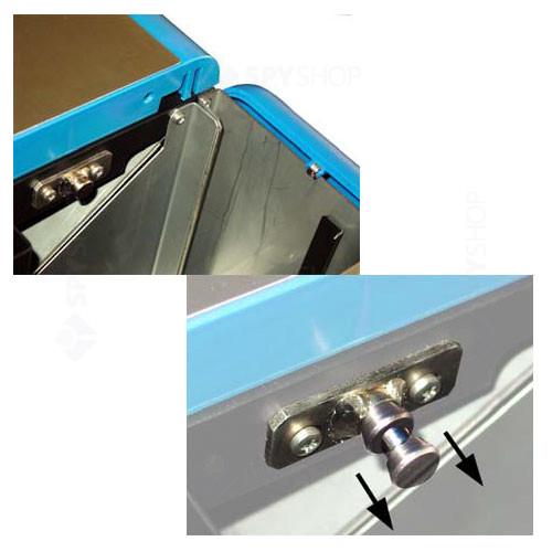 Turnichet electromecanic bidirectional Digicon CATRAX MASTER SS