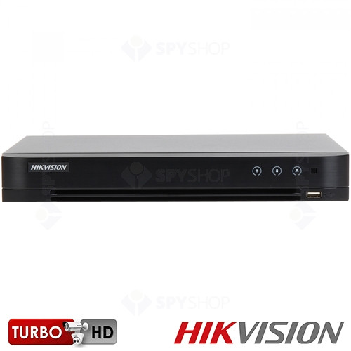 SISTEM SUPRAVEGHERE EXTERIOR TURBOHD CU 8 CAMERE VIDEO HIKVISION TVI-8EXT40-1080P