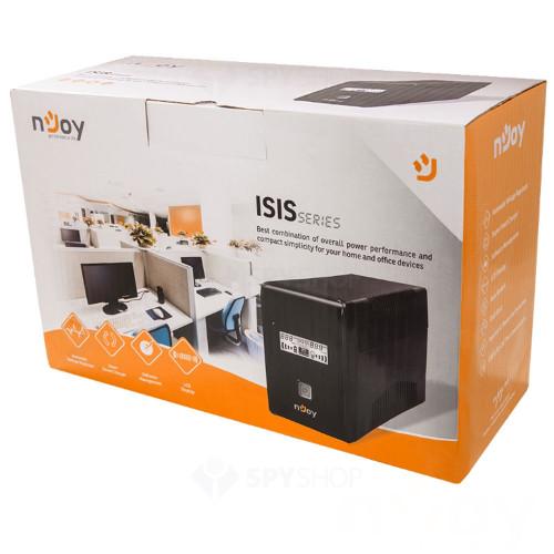 UPS nJoy Isis 850L PWUP-LI085IS-AZ01B
