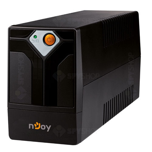 UPS NJOY Septu 600 PWUP-LI060SP-AZ01B, 600 VA, 360 W