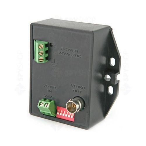 Video balun activ receptor BA-02