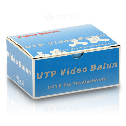 Video Balun activ transmitator