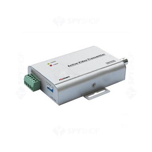 Video balun activ transmitator cu 1 canal 4401SL
