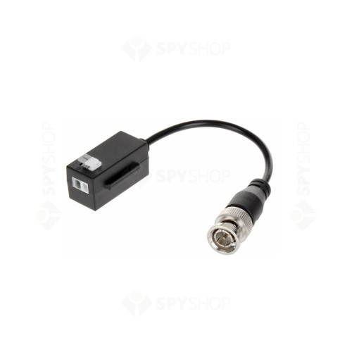 Video balun pasiv HDCVI/TVI/AHD/CVBS Dahua PFM800-4K, 8MP