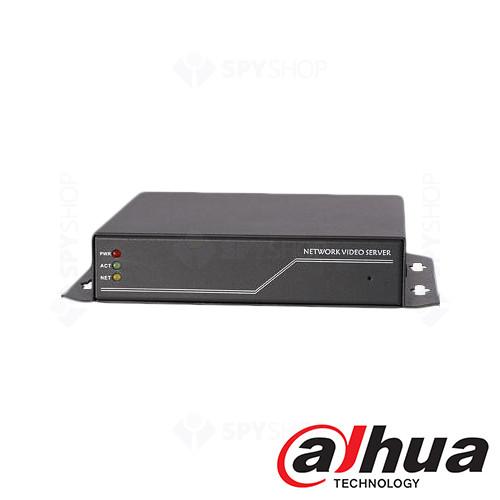 Video server cu 1 canal Dahua NVS0104EF