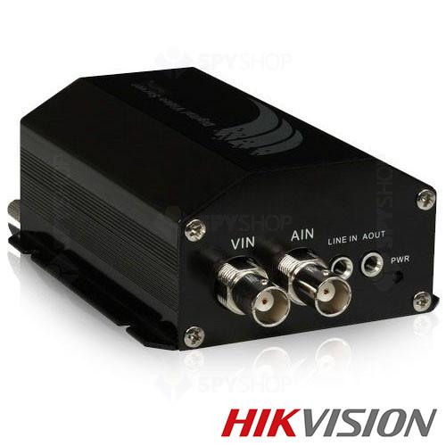 Video server encoder IP HIKVISION DS-6101HFI-IP-A
