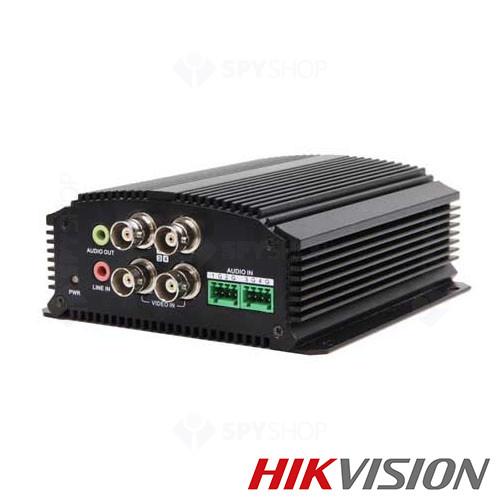 Video server encoder IP HIKVISION DS-6704HFI