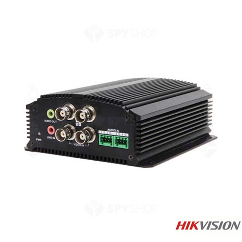 Video server HIKVISION DS-6704HWI