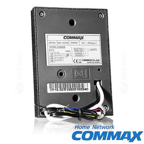 Videointerfon de exterior Commax DRC-4CGN2