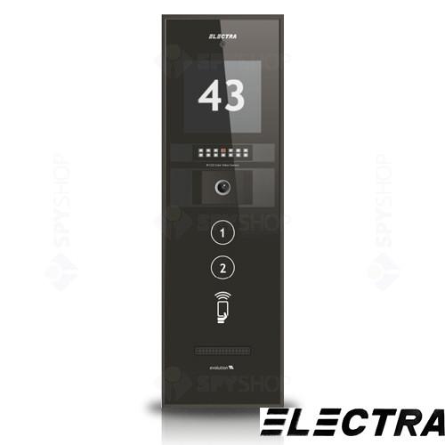 Videointerfon de exterior Electra Evolution VPE.2S1.x&x