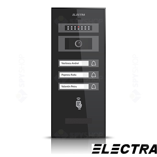 Videointerfon de exterior Electra Smart VPM.3F0.ROB