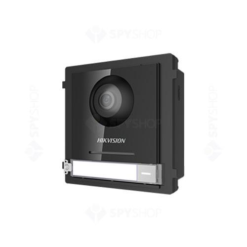 Videointerfon de exterior HIKVISION DS-KD8003-IME1/SURFACE, 2 MP, 1 familie, ingropat/aparent