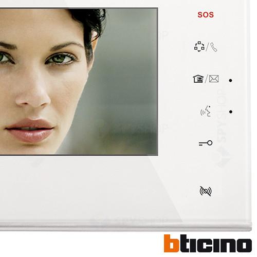 Videointerfon de interior Bticino 322050