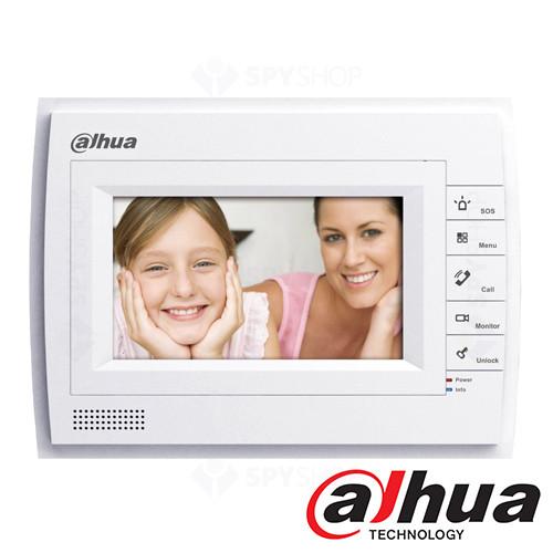 Videointerfon de interior Dahua DH-VTH1510AH