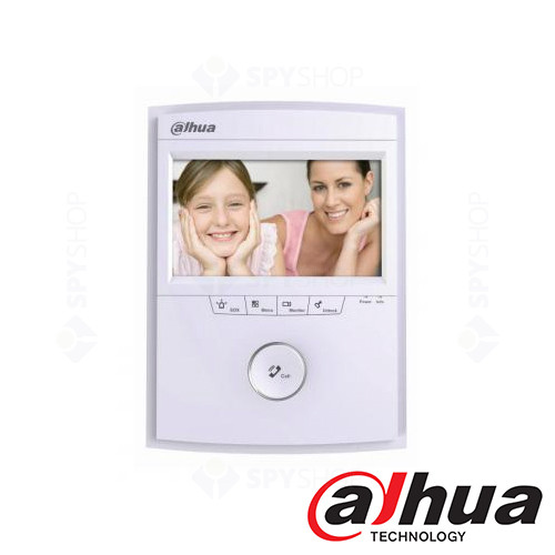 Videointerfon de interior Dahua DH-VTH1510AS