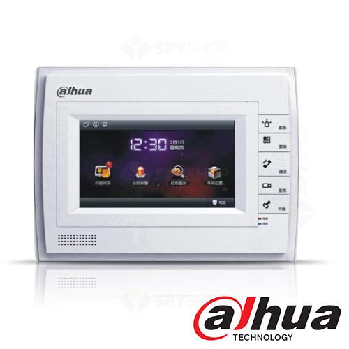 Videointerfon de interior Dahua DH-VTH1520AH