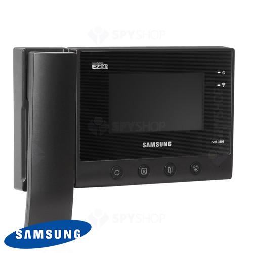 Set videointerfon Samsung EZON SHT-3305WM/K / SHT-CN610