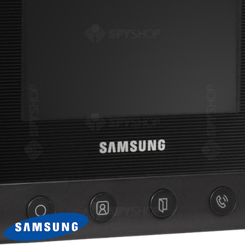Videointerfon de interior Samsung SHT-3305WMK SHT-3305WM (alb) / SHT-3305WMK (negru)