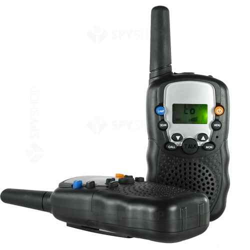 Statii radio Walkie Talkie 2,5 KM