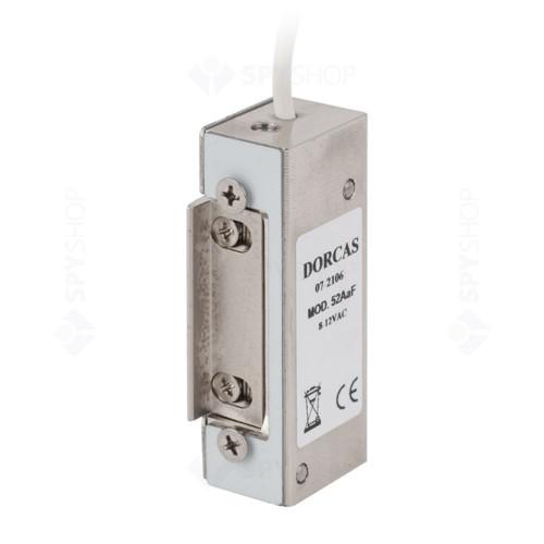 Yala electromagnetica rezistenta la foc DORCAS-52AAF, 1000 kgf, ingropat, 8-12 V