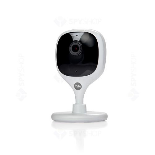 Camera supraveghere IP Wireless Yale SV-DFFI-W EU, 2 MP, IR 8 m, interior
