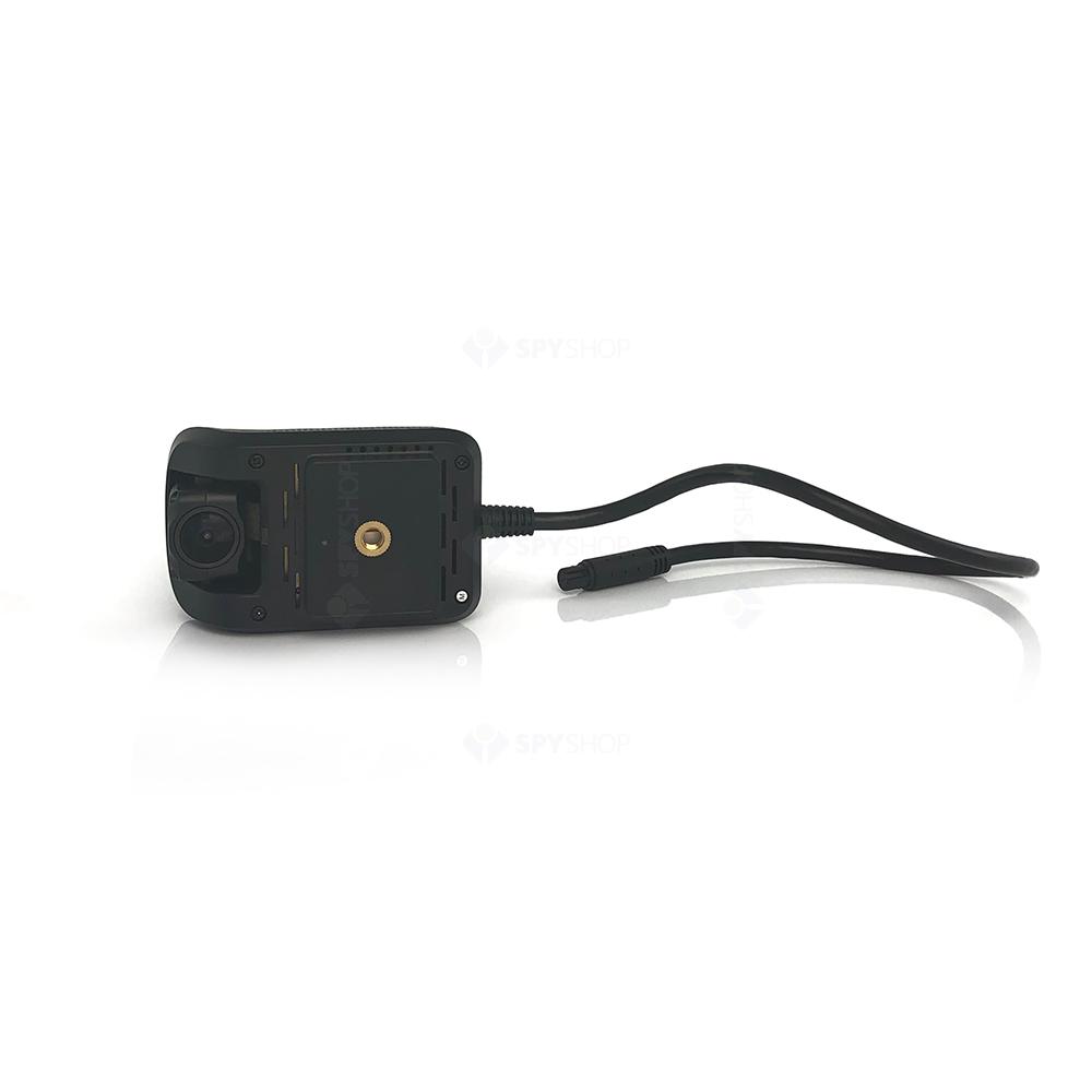 Camera duala pentru masina cu DVR JC100, GPS, 3G, 2 MP