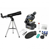 Set telescop 50/360 si microscop 40-640x National Geographic 9118200