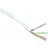 Cablu ecranat de alarma 4x0.22mm Antiflacara SA42BI (100M)