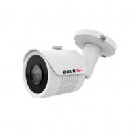 Camera supraveghere exterior Acvil AHD-EF30-1080PL, 2 MP, IR 30 m, 3.6 mm
