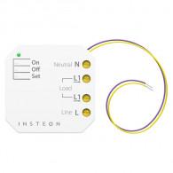 Micro modul pornire/oprire Smart Home 2443-422, RF 45 m