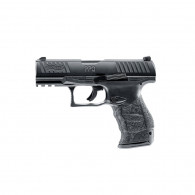 Pistol cu bile de cauciuc Umarex Walther PPQ M2 T4E, cal.43 – black