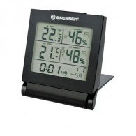 Statie meteo Bresser Mytime Travel 7000002, termometru, higrometru, alarma