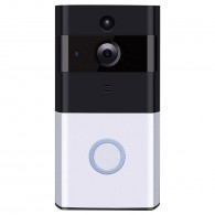 Sonerie video wireless VD-L1-16GB, Wi-Fi, 1 MP, raza functionare 300 m